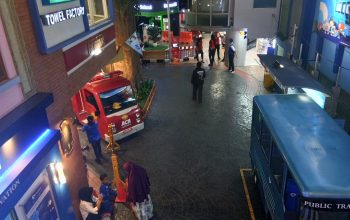 Allianz Secret Agent dan Building Climbing Di Kidzania