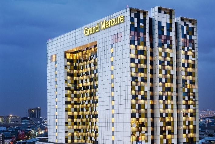 Hotel Grand Mercure Harmoni
