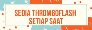 Thromboplash, sahabat keluarga, lebam, nggak takut lebam, bersertifikasi halal sehingga aman digunakan