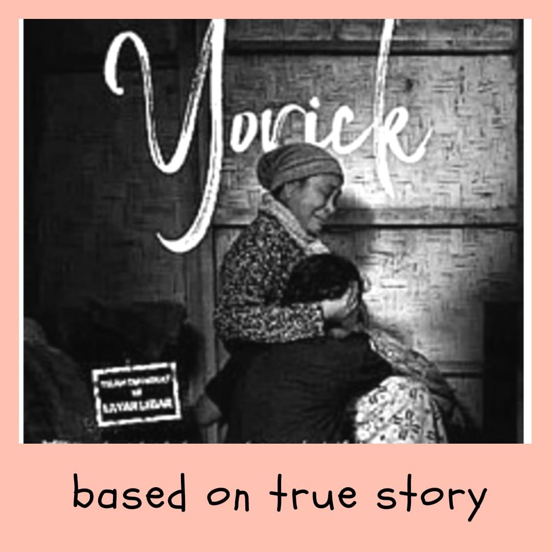Novel Yorick kisah nyata