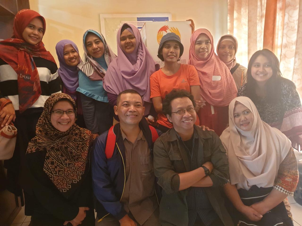 Kota Layak Anak Diskusi Bersama Blogger