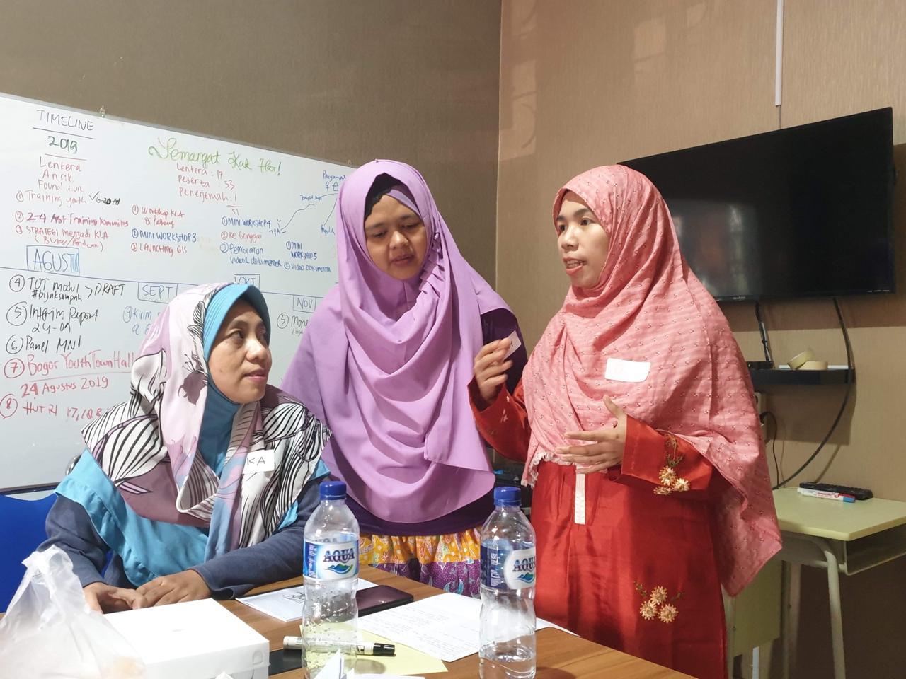 Jakarta Timur Usaha Meraih Kota Layak Anak