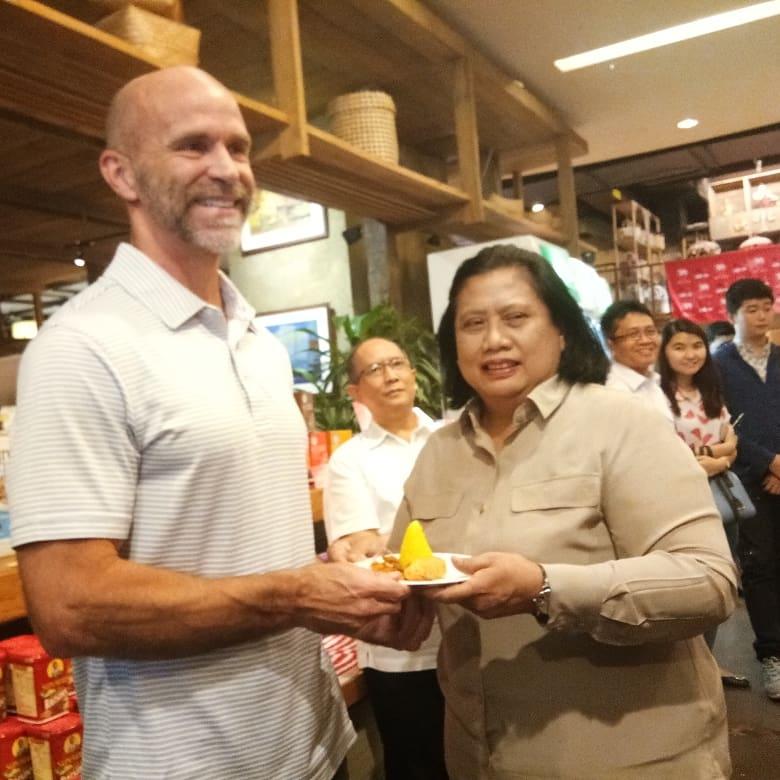 Syukuran Hubungan Diplomatik Indonesia-Amerika