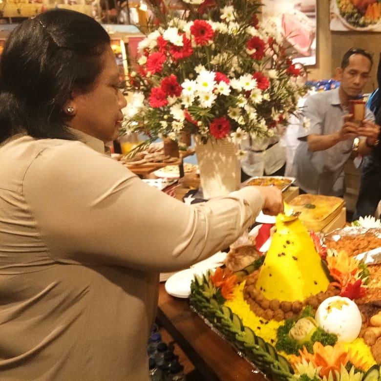 Syukuran Hubungan Indonesia-Amerika