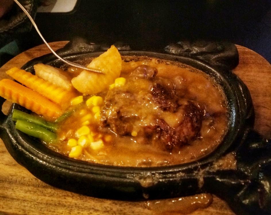 Beef steak dengan harga murah