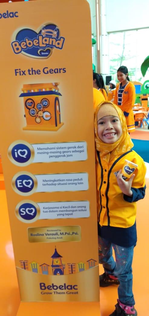 Bebeland permainan edukatif mengasah IQ-EQ-SQ