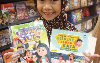 Mengasah Karakter Anak Lewat Literasi