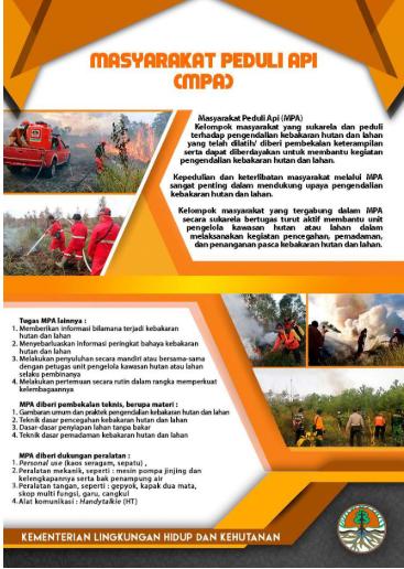 Bagaimana Masyarakat Peduli Api Mencegah dan Menjaga Kebakaran