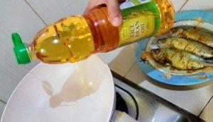 Healthy Oil minyak bekatul yang dapat digunakan untuk menggoreng