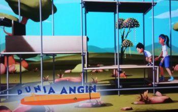 Memasuki NIVEA #Sentuhan Ibu Taman Bermain World of Imagination