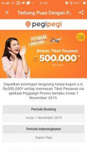 Diskon Tiket Pesawat