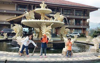 Hotel Seruni Puncak Menyediakan Fasilitas Permainan Yang Seru Untuk Anak-Anak