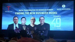 menemukan model bisnis baru di era digital