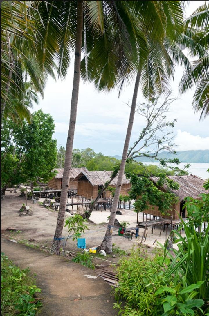 Mandari Homestay at Sawinggrai village on Pulau Gam