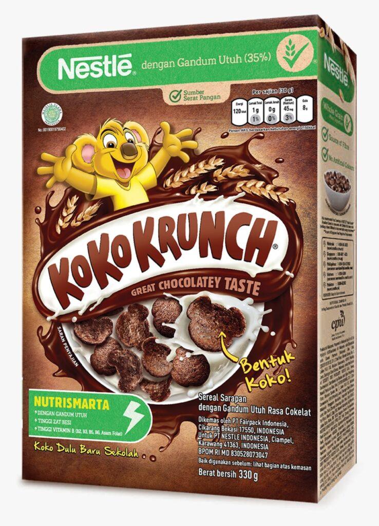 Sarapan-sehat-untuk-anak-dengan-Koko-Krunch-Nutrismarta