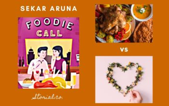 Makan Gratis Lewat Kencan-Review Novel Foodie Call