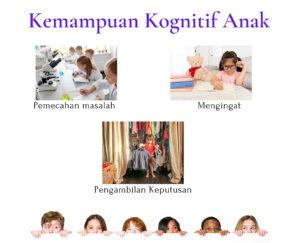 kemampuan kognitif anak
