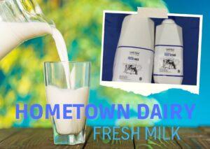 Susu Segar Hometown Dairy