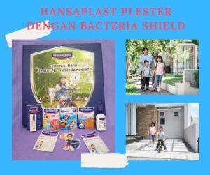 hansaplast plester bacteria shield