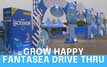 Wahana Drive Thru Pertama Di Indonesia Dari Lactogrow