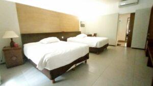 """Kamar hotel Neo Savana Sentul City.jpeg"""